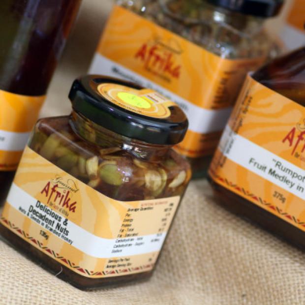 Gourmet Afrika
